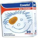 Jobst Coverlet Eye Occlusor Junior Size 1 7/8 Inches X 2 1/2 Inches, Eye Junior, 20 patches
