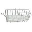 Carex Health Walker Basket Snap-On Apex-Carex,  Snap W/Tray, 1 ea