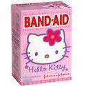 Bandages Hello Kitty Assorted Sizes, HELLO KITTY, 20 bandages
