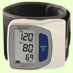 Blood Pressure Wrist Monitor, 1 kit