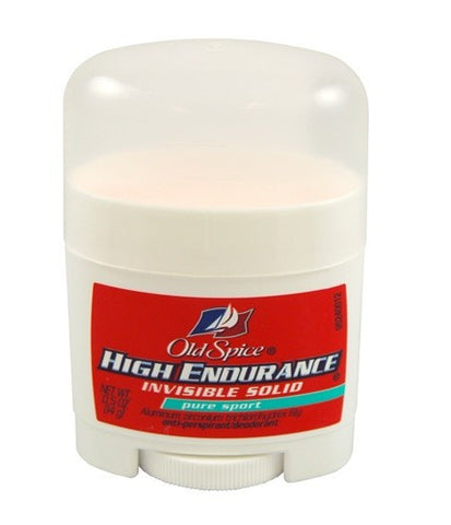 Old Spice High Endurance Deodorant, 6 Units 0.5 oz