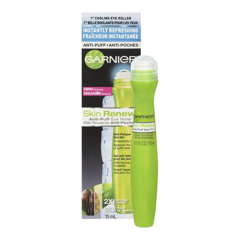 Garnier Nutritioniste Skin Renew Daily Eye Roller, 0.5 oz