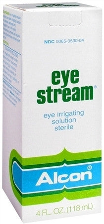 Alcon   Eye  Stream Irrigation Solution   4 oz - PlanetRx