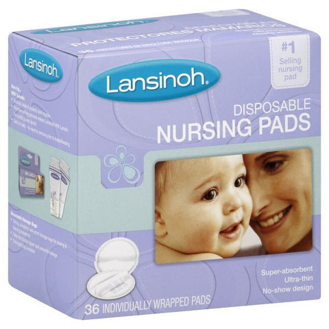Lansinoh Disposable Nursing  Pads   36 pad