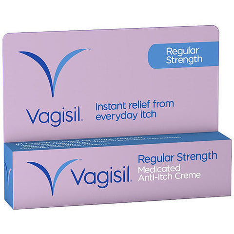 Vagisil Cream, 1 oz