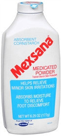 Mexsana Medicated Powder, 6.25 oz