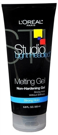 L'Oreal Studio Light Headed Melting Gel, 6.8 oz