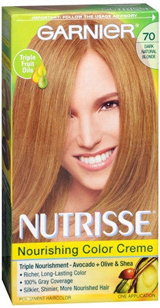 Garnier Nutrisse Dark Natural Blonde No. 70