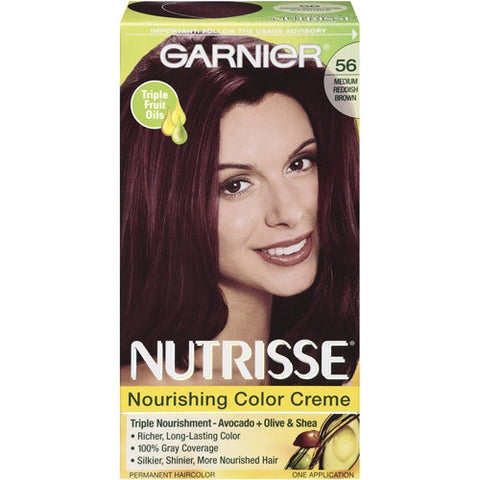 Garnier Nutrisse    Medium Reddish Brown No. 56