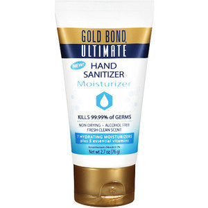 Gold Bond Ultimate Hand Sanitizer Moisturizer, 2.7 oz