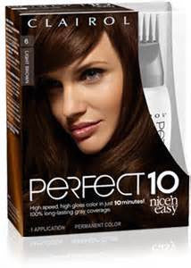 Nice'n Easy Perfect 10  Light Brown No.  6