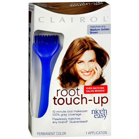 Clairol Root Touch-Up Medium Golden Brown 5G