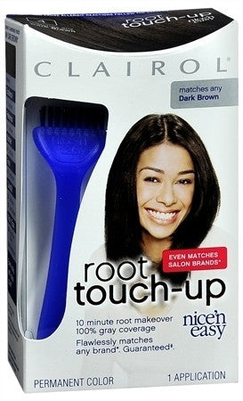 Clairol Root Touch-Up Dark Brown 4