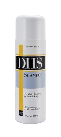 DHS Shampoo For Hair And Scalp Cleansing  8 oz