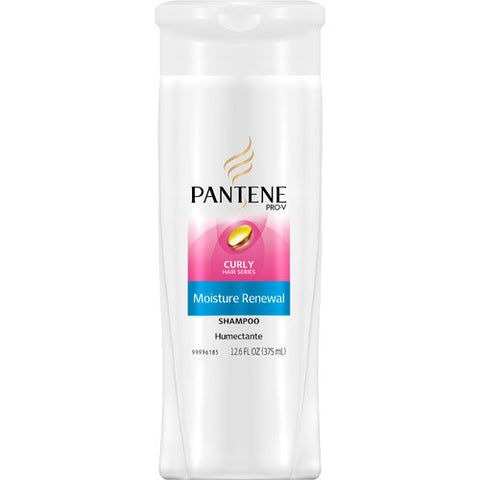 Pantene Curly Hair Series Shampoo   Dry to Moisturized, 12.6 oz