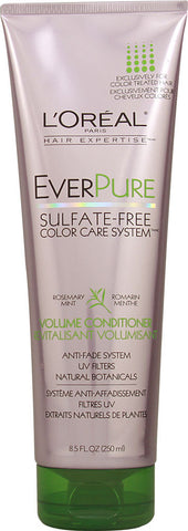L'Oreal  EverPure Volume Conditioner,  Rosemary Mint, 8.5 oz