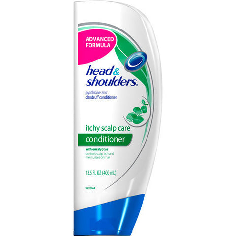 Head and Shoulders Itchy Scalp Care Conditioner, 13.5 oz