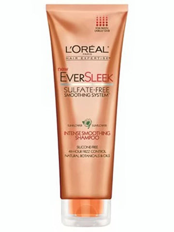 L'Oreal  Eversleek Intense Smoothing Shampoo, 8.5 oz