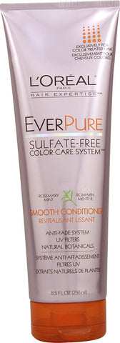 L'Oreal  EverPure Smooth Conditioner,  Rosemary Mint, 8.5 oz