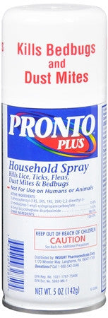Pronto Lice Tick & Flea Killing Spray, 5 oz