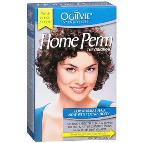 Ogilvie Home Perm,  Normal Hair with Extra Body
