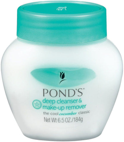 Pond's Cold Cream,  Cucumber, 6.5 oz