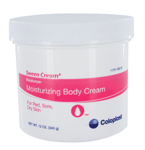 Sween Cream With Natural Vitamins A&D, 12oz Jar, 1 ea