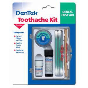 DenTek  Toothache Kit