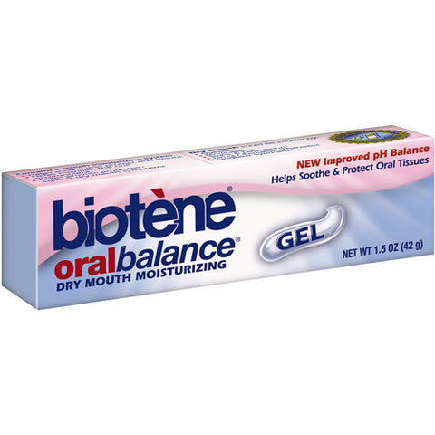 Biotene Dental Oral Balance Mouth Moisturizing, Gel, 1.5 oz