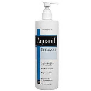 Aquanil Cleanser  Soapless Lipid-Free , 16 oz