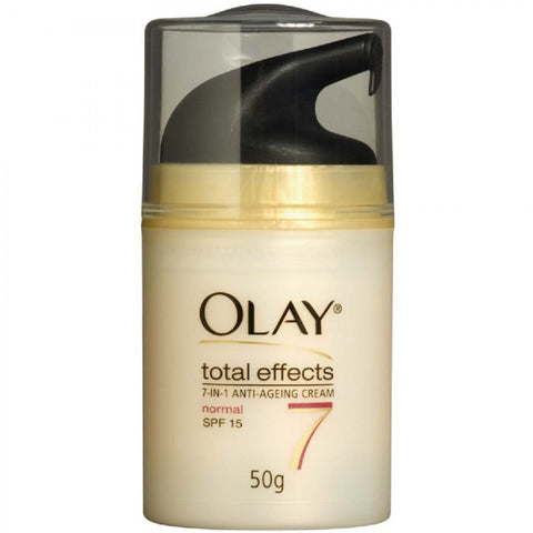Olay Total Effects 7 in 1 Anti-Aging moisturizer SPF 15 Fragrance Free, 1.7 oz