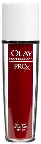 Olay Professional Pro-X Age Repair Lotion, with SPF 30, 2.5 oz