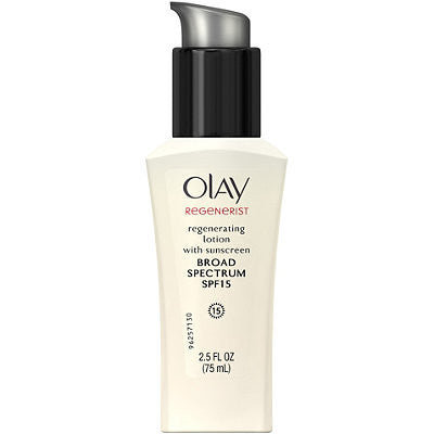 Olay UV Defense Regenerating Lotion, 2.5 oz