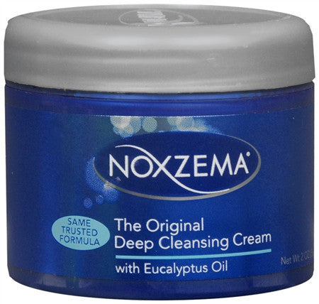 Noxzema Deep Cleansing Cream,  Original, 2 oz