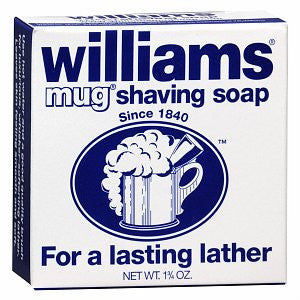 Williams Mug Shaving Soap, 1.75 oz