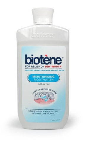 Biotene Dry Mouth Mouthwash, 8 oz