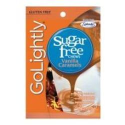 Go Lightly Sugar Free Caramel Candy, 2.75 oz