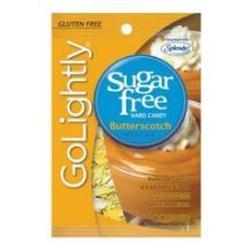 Go Lightly Sugar Free Butterscotch Candy, 2.75 oz