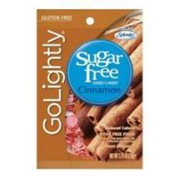 Go Lightly Sugar Free Cinnamon Candy, 2.75 oz