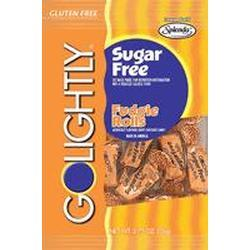 GoLightly Sugar Free Fudgie Rolls, 2.75 oz