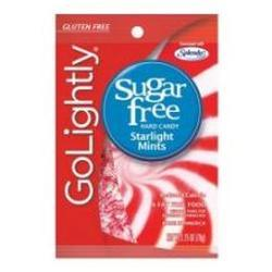 Go Lightly Sugar Free Starlight Mint Candy, 2.75 oz
