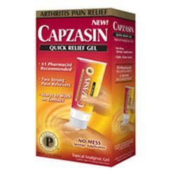 Chattem Capzasin Quick Relief Deep Penetrating Pain Relief Gel, 1.5 oz