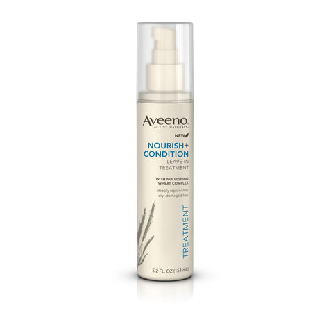 Aveeno Nourish+ Condition Leave-In Treatment, 5.2oz