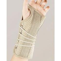 FLA Orthopedics Soft Fit Wrist Brace, Suede, 1 ea
