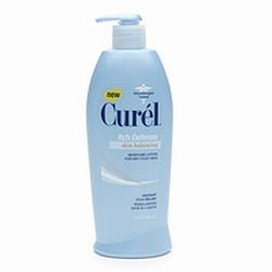Curel Itch Defense Skin Balancing Moisture Lotion, 13 oz