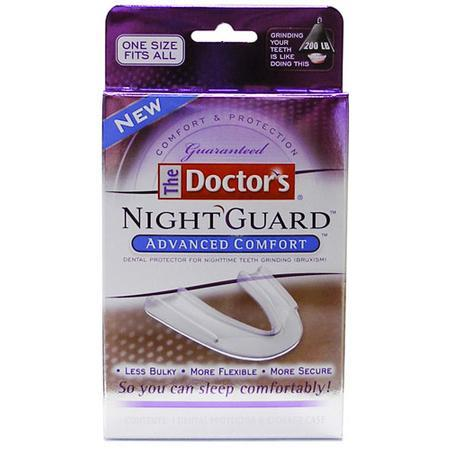 Medtech The Doctors NightGuard Advanced Comfort,  One Size Fits All, 1 ea