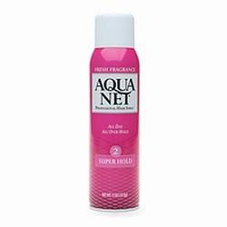 Aqua Net Professional Hair Spray, Super Hold, 11 oz
