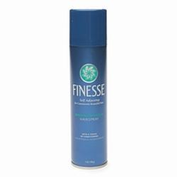 Finesse Self Adjusting Hairspray, Maximum Hold, 7 oz