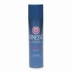 Finesse Self Adjusting Unscented Hairspray, Extra Hold, 7 oz