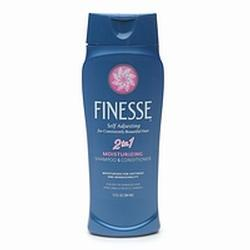 Finesse 2 in 1 Moisturizing Shampoo and Conditioner, 13 oz
